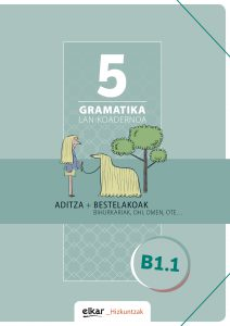 Gramatika lan-koadernoa 5